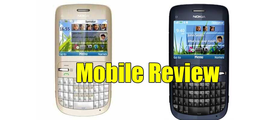Nokia C3 Mobile Review