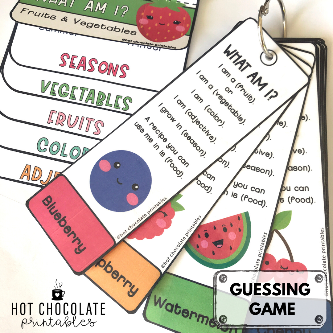 Guessing Games Your English Students Will Love
