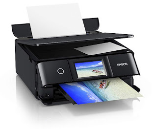 Epson Expression Photo XP-8600 Drivers Download, Review