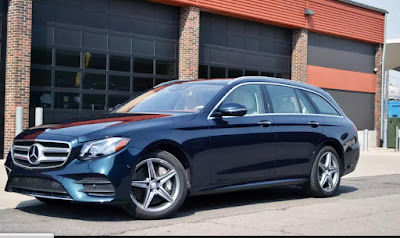 Quick Review On The 2017 Mercedes-Benz E400 Wagon