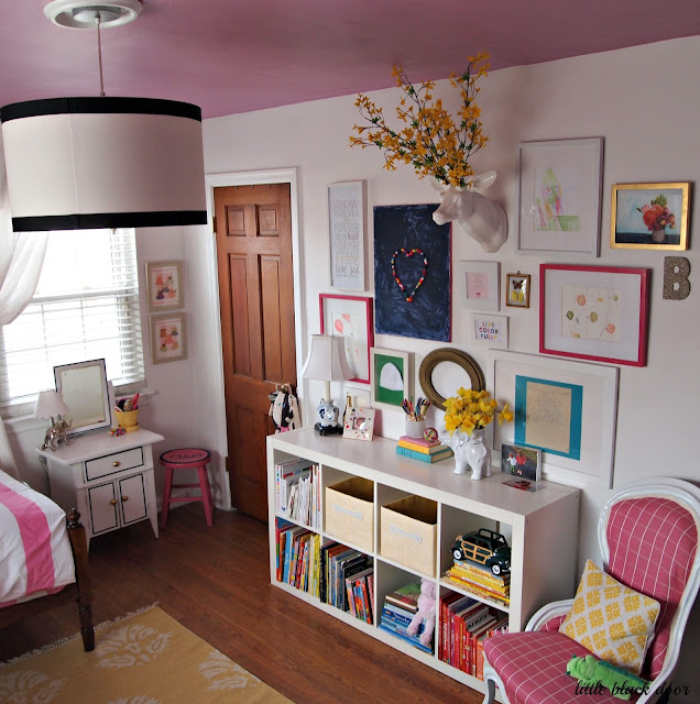 Sadie Stella Favorite Room Feature Little Black Door