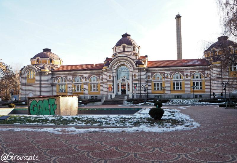 Bagni Termali Sofia : Sofia cosa vedere in due giorni itinerario di visita