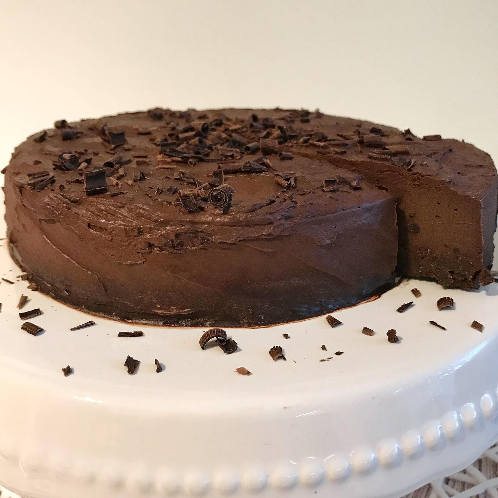 Olles Himmelsglitzerdings Triple Chocolate Mini Torte Aus Low