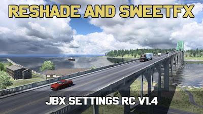 JBX Settings RC v1.4 - Reshade (23/12/2019)