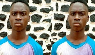 A boy caught defiling two boys