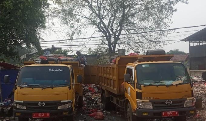 Minimnya Armada Angkut Jadi Penyebab Semakin Membludaknya Sampah di Kecamatan Cikande