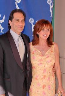 Jacklyn Zeman with her ex-husband Glenn Gorden
