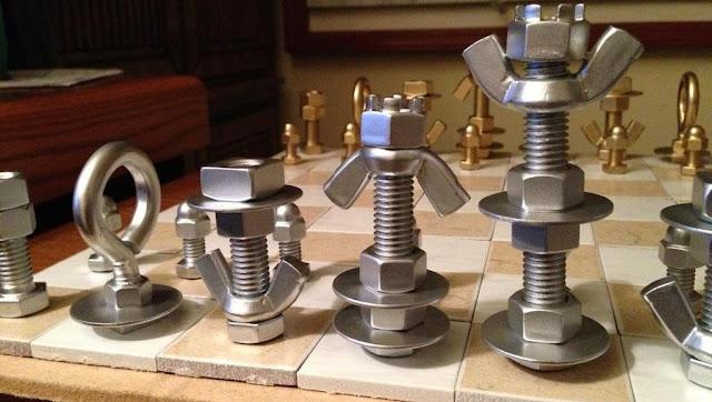 vidalardan satranç yapmak