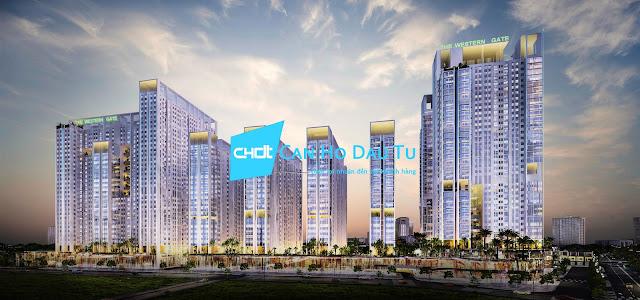 Concept Căn hộ Western Gate Bình Tân