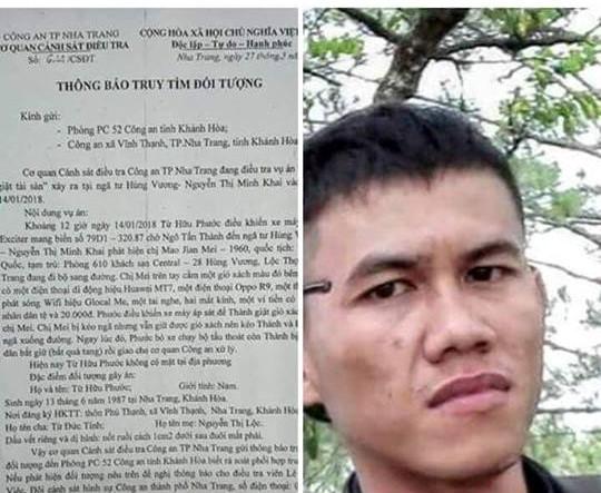 Công an truy nã cựu tuyển thủ U23 Việt Nam 1