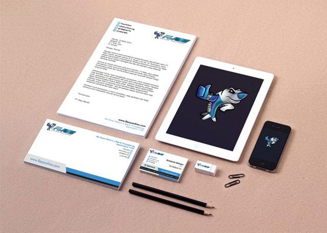 Identity Design mockup, Free mockup logo, design mockup, mockup kaos gratis, mockup design