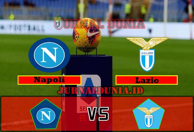 Prediksi Napoli vs Lazio , Jumat 23 April 2021 Pukul 01.45 WIB