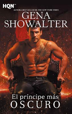 Gena Showalter - El Príncipe Más Oscuro