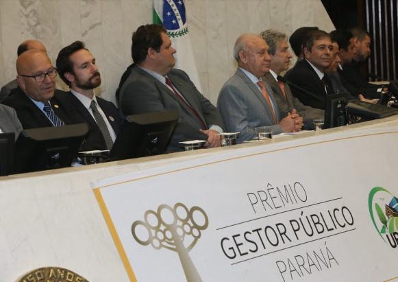 Inscrições para o VIII Prêmio Gestor Público do Paraná vão até o dia 31 de julho