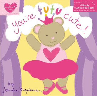 you're tutu cute book