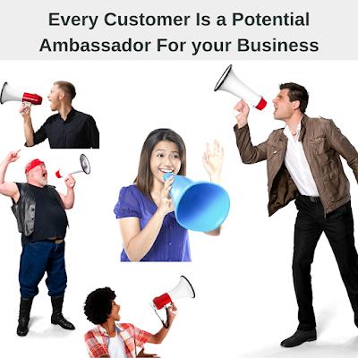 Business Brand Ambassador