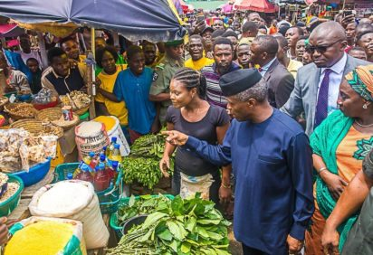 Federal government to Distribute N10bn Trader Moni loan in 2020