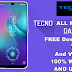 Download Techno MTK Secure Boot Free Agent (DA) Loader Files Free