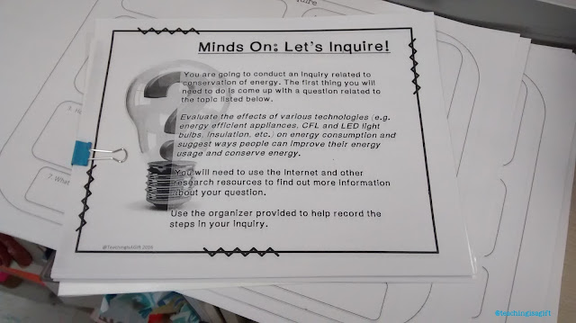 Photo of Let's INQUIRE CONSERVATION OF ENERGY:Hands On Minds On Science Centers @teachingisagift.blogspot.ca