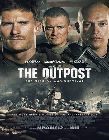 The Outpost (2020) English 350MB HDRip x264 480p