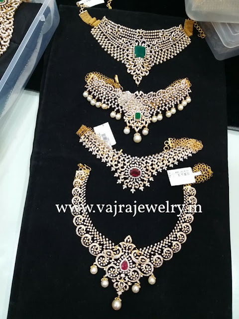 Affordable Diamond Chokers by Vajra Jewelry