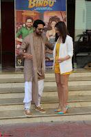 Parineeti Chopra with Ayushmann Khurrana at the Launch of Trailer of Meri Pyaari Bindu 060.JPG
