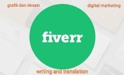 Cara Menghasilkan uang menjadi influencer di Fiverr.com