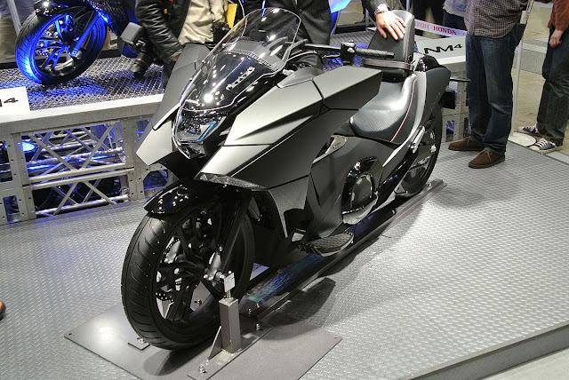 Honda Nm4 Vultus Desain Mewah Dan Gagah Kaskus