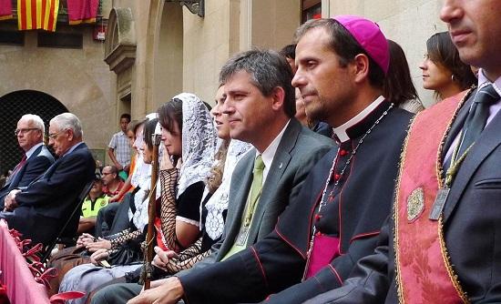 El obispo de Solsona acosado - Infovaticana