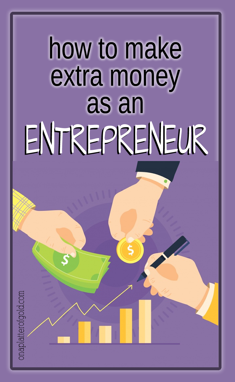 8 Creative Ways to Make Extra Money as an Entrepreneur