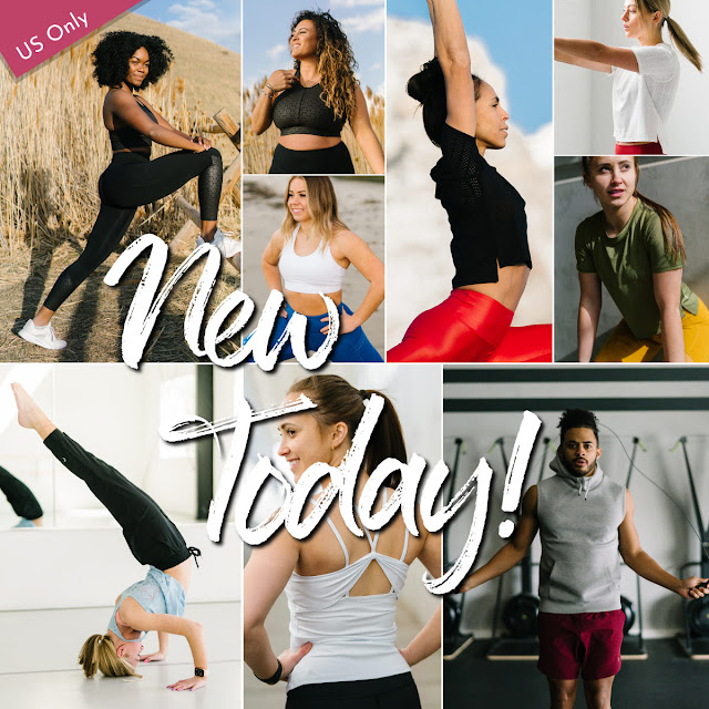 zyia active new release wednesday, zyia activewear, shop zyia active, zyia active rep, zyia short sleeve t shirt, zyia leggings, zyia bras, zyia tanks, zyia chill shirt