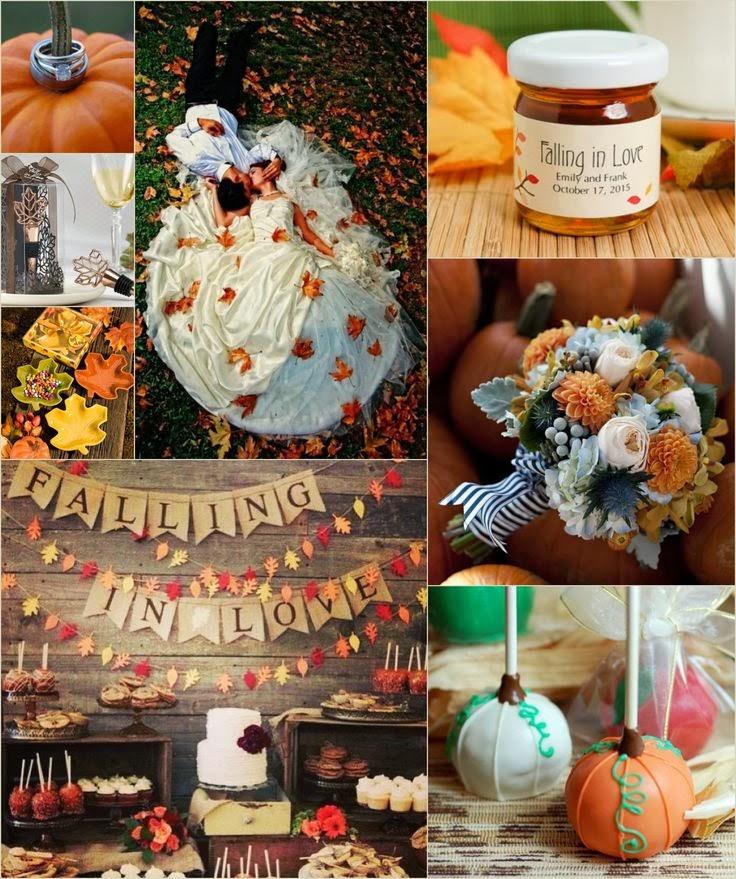 Fall Wedding Ideas: Weddings At Powerscourt House: Autumn Weddings At