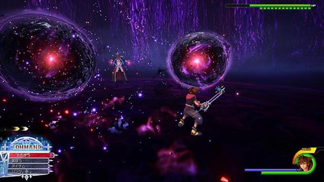 Imagem do Kingdom Hearts 3: Re Mind