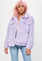 https://www.missguided.co.uk/lilac-faux-fur-trucker-jacket-10052730