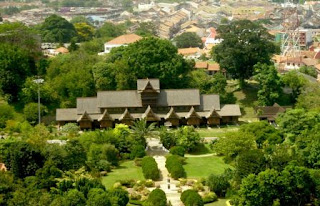 8. Istana Kesultanan Malaka