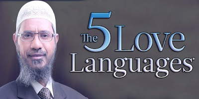 THE FIVE LANGUAGES OF LOVE