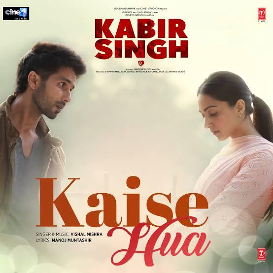 Kaise Hua Love Song Lyrics, Written By Vishal Mishra.