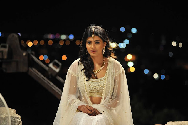 Hebah Patel Awesome Stills From Angel Movie