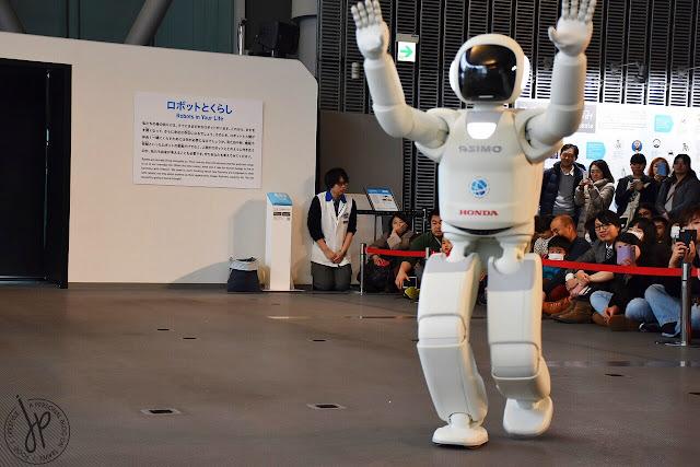 honda humanoid robot