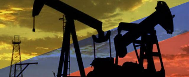 Explotación petrolera en Colombia