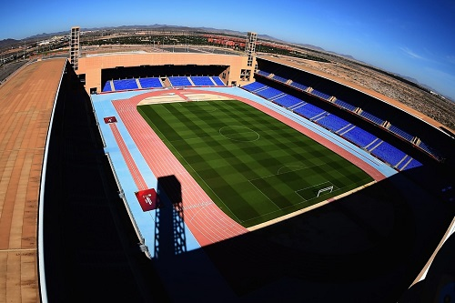 """""""الكاف"""" يُوافق على ستة ملاعب مغربية لاحتضان إقصائيات """"مونديال"""" قطر 2022 taroudantpress.ma :"""