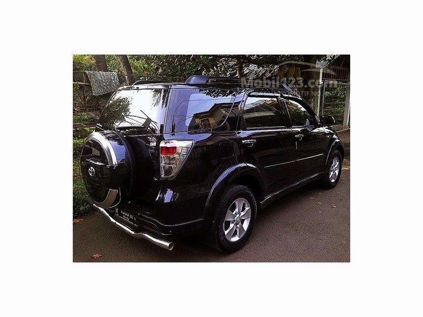 Info Mobkas Toyota Rush Km Rendah Istrimewah Brai