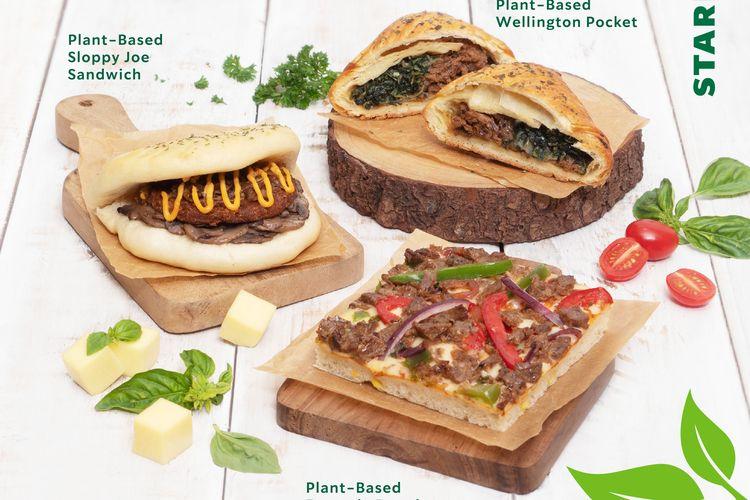 Menu baru starbucks cocok untuk vegetarian