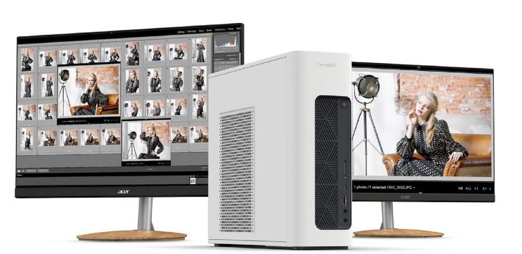 شركة Acer تكشف عن تشكيلتها الجديدة من سلسلة ConceptD لصناع المحتوى!