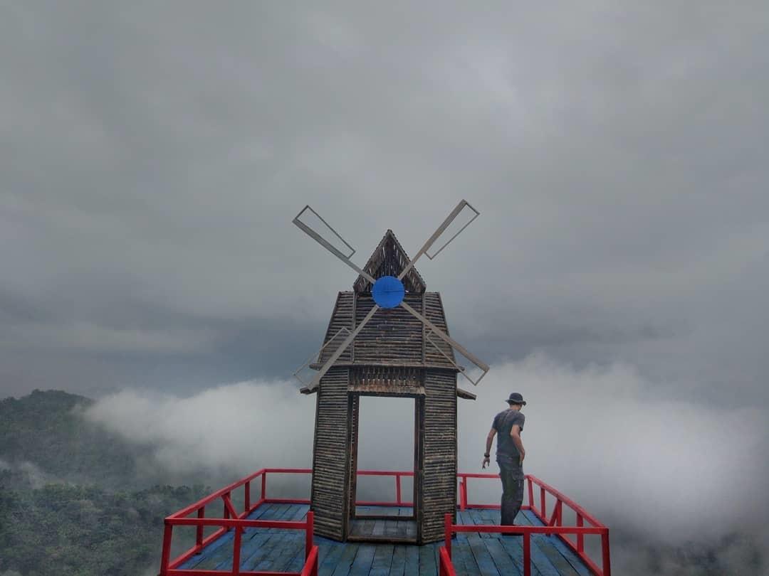 Lokasi Wisata Gunung Batur Lumbir