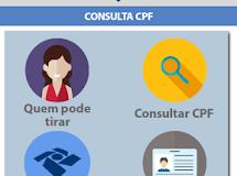 Aplicativo para consultar a situação do seu CPF