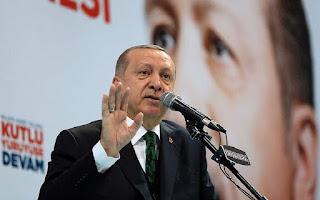 Ως που θα αφήσουν οι ΗΠΑ τον Ερντογάν να προχωρήσει;