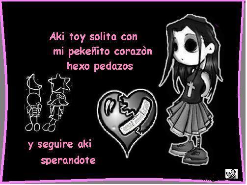 Dibujos De Amor Imagenes Con Frases: Imagenes De Amor Emo