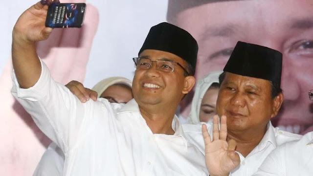 Menghina Anies Sama dengan Menghina Prabowo