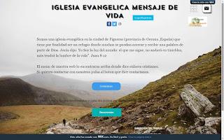 Iglesia Evangelica Mensaje de Vida